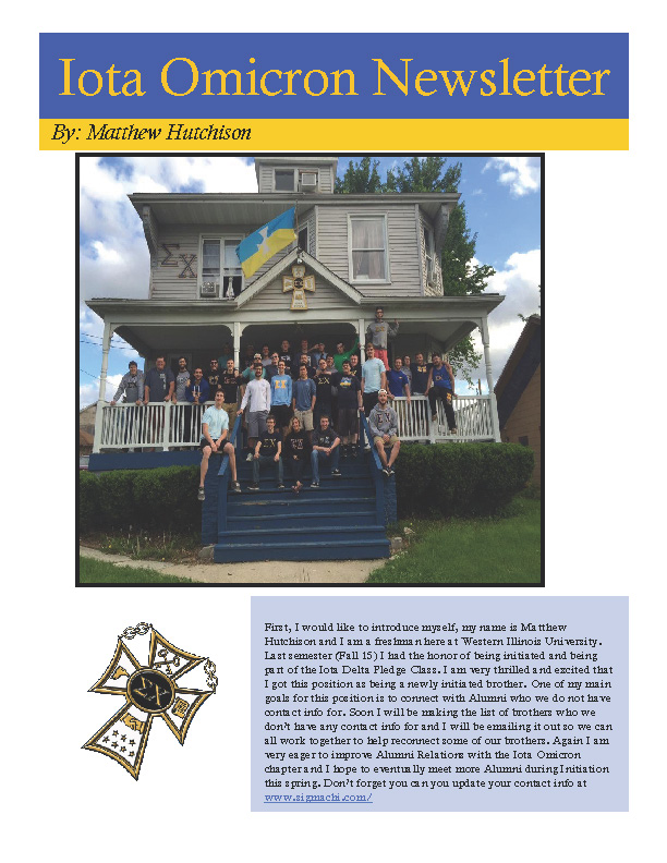 Newsletter Iota Omicron 2016 04 Page 1