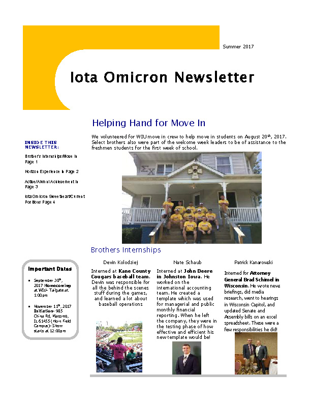 Newsletter Iota Omicron 2017 08 Page 1